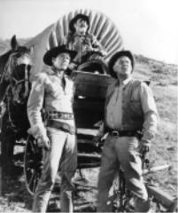 Bob, Frank McGrath, and Ward Bond